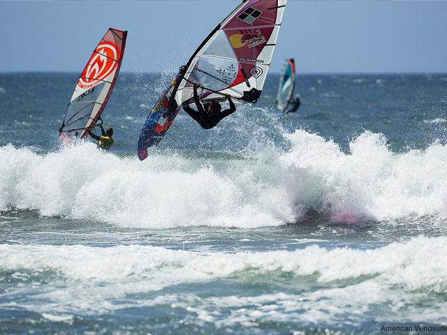 Santa Cruz Goya Windsurfing Festival Started Today