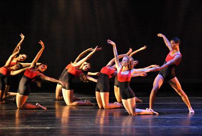 Cabrillo Spring Dance Concert