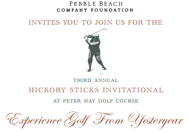 Hickory Sticks Invitational at Peter Hay Golf Course July 13