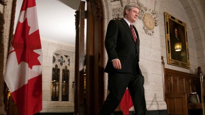 Prime Minister Stephen Harper's Statement After Today's Terrorist Attack