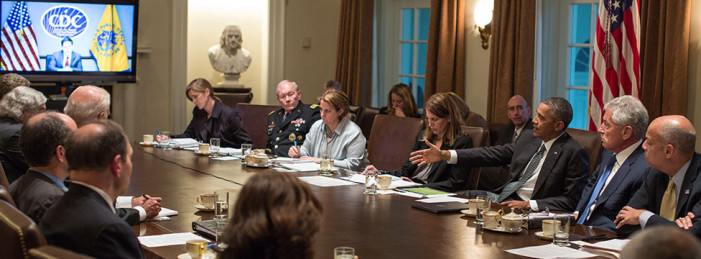 President Obama's Weekly Address: What You Need To Know About Ebola