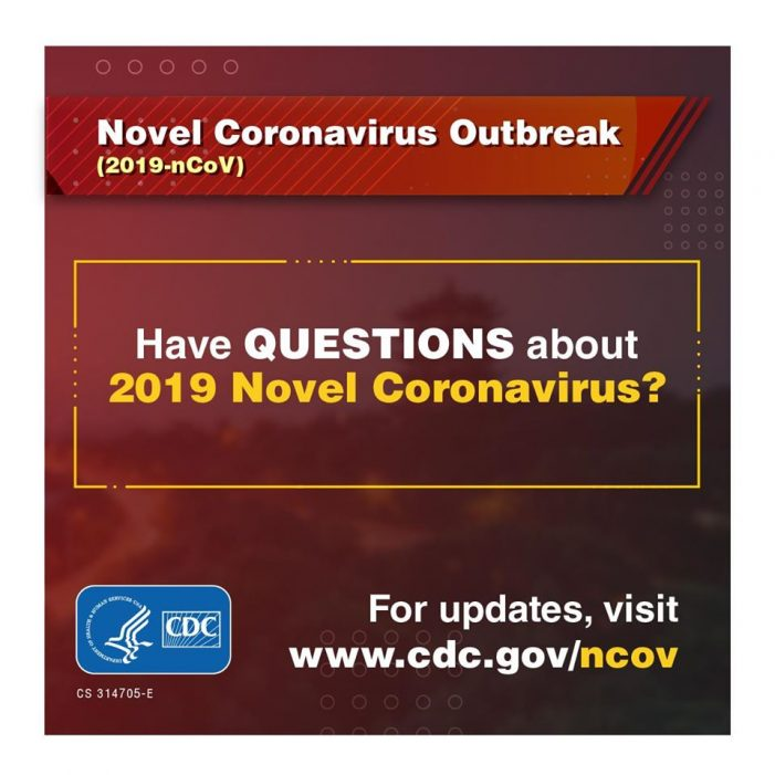 CDC Confirms Person-to-Person (Wife to Husband) Spread of New Coronavirus in the United States
