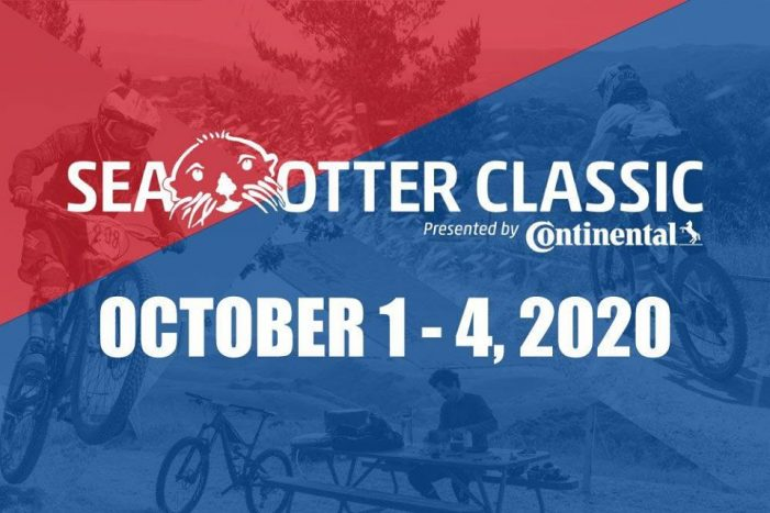 Sea Otter Classic Rescheduled to October 1 – 4, 2020