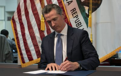 Governor Newsom Issues Executive Order Establishing Statewide Moratorium on Evictions