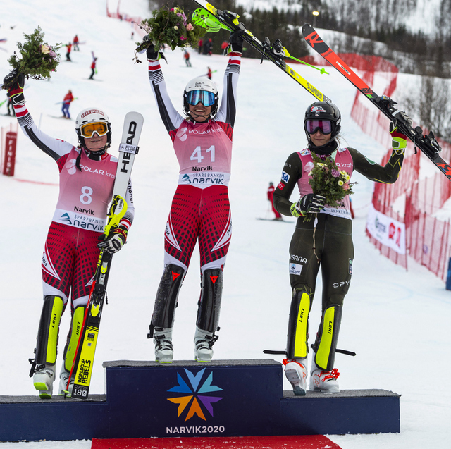 Cashman Takes Home Career-First World Juniors Medal in Narvik AC