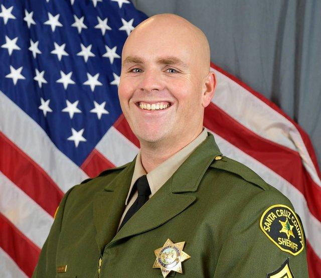 Santa Cruz Sergeant Damon Gutzwiller's Life Was Taken in Ambush Saturday Afternoon