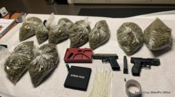 Arrests Made in Santa Cruz on Kidnapping, Drug & Weapons Charges