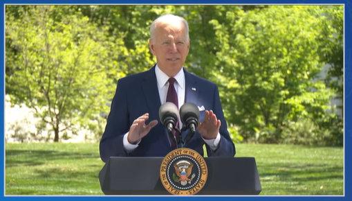 President Biden on Covid Response & Relaxed Mask Mandates