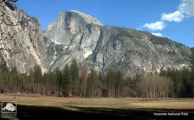Yosemite National Park to Re-Implement a Day-Use Reservation System Beginning on Friday, May 21, 2021