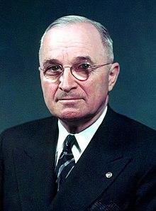A Bit of Wisdom from Harry S. Truman