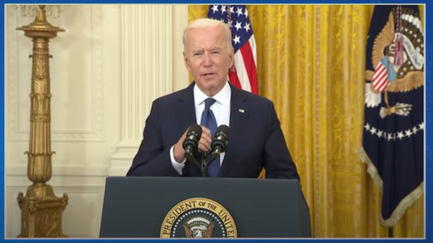 President Biden on the Economy & Colonial Pipeline
