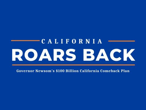 California Roars Back: Governor Newsom Announces the Largest Small Business Relief Program in the Nation