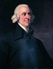 A Bit of Wisdom from Adam Smith