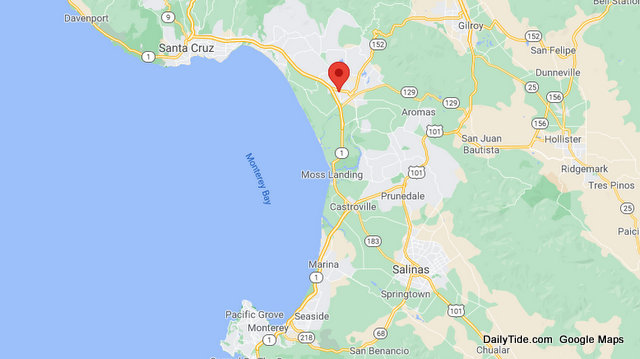 Traffic Update….Grass Fire Reported Near Sr152 / Ohlone Pkwy