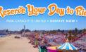 Santa Cruz Beach Boardwalk Rides Now Open Daily