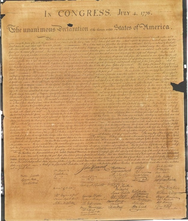 Major Discovery of Rare Declaration of Independence at the American Philosophical Society