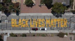 """Santa Cruz & Boulder Creek Residents Arrested for Vandalizing """"Black Lives Matter"""" Mural"""