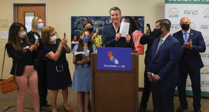 Governor Newsom Signs Into Law Expansion of Medi-Cal to Undocumented Californians Age 50 and Over.
