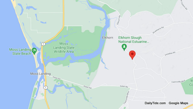 Traffic Update….Possible Injury Overturned Pickup Collision on Elkhorn Road