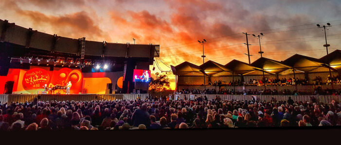 64th Annual Monterey Jazz Festival Sold Out!!