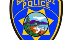Santa Cruz Police ATM Burglary Arrest
