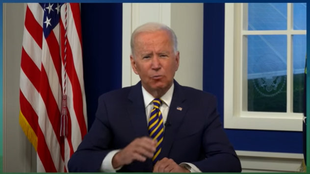 President Biden at Virtual Meeting of the Major Economies Forum on Energy and Climate