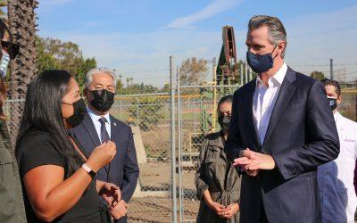 California Moves to Prevent New Oil Drilling