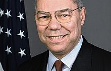 Colin Luther Powell 1937 – 2021 Former National Security Advisor, Joint Chiefs Chairman & Secretary of State.