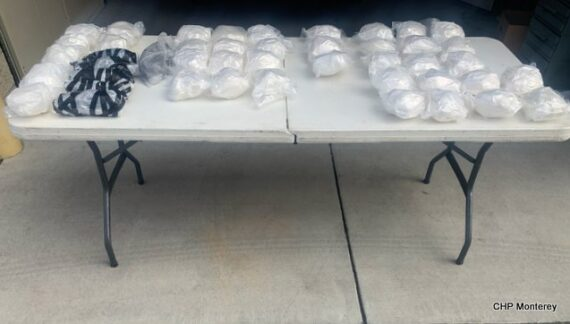 Local CHP Traffic Stop Results in Narcotics Seizure